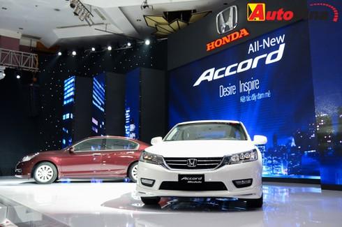 Giá 1,47 tỷ đồng Honda Accord 2014 ra mắt tại Việt Nam - ảnh 1