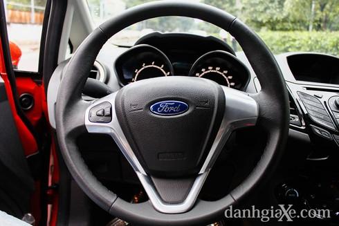 Đánh giá chi tiết Ford Fiesta 2014 - ảnh 40