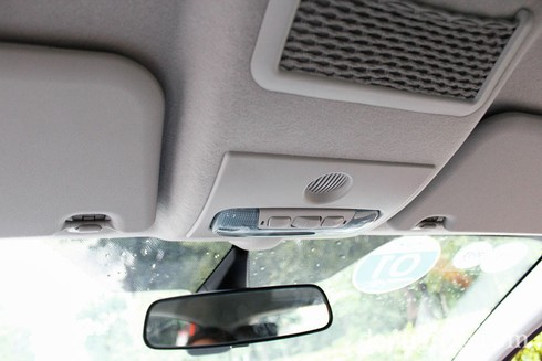 Đánh giá chi tiết Ford Fiesta 2014 - ảnh 55