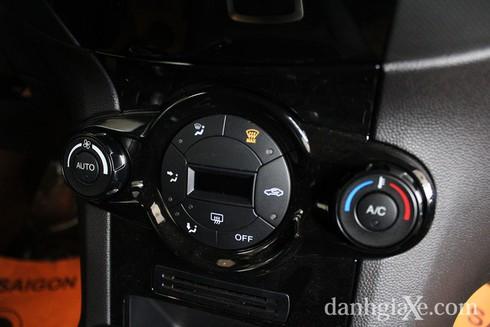 Đánh giá chi tiết Ford Fiesta 2014 - ảnh 54
