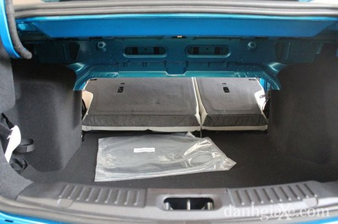 Đánh giá chi tiết Ford Fiesta 2014 - ảnh 26