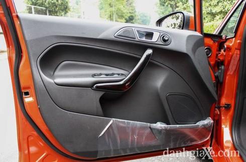 Đánh giá chi tiết Ford Fiesta 2014 - ảnh 43