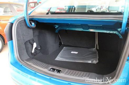 Đánh giá chi tiết Ford Fiesta 2014 - ảnh 27