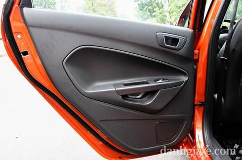 Đánh giá chi tiết Ford Fiesta 2014 - ảnh 44