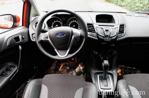 Đánh giá chi tiết Ford Fiesta 2014 - ảnh 39