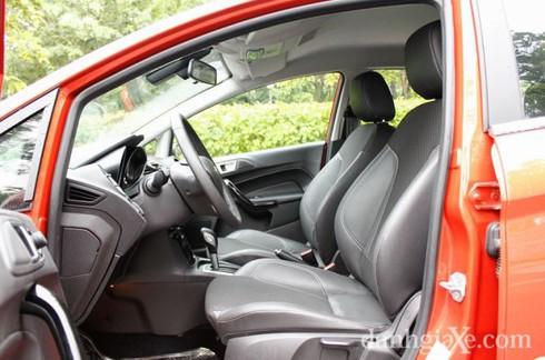 Đánh giá chi tiết Ford Fiesta 2014 - ảnh 32