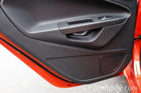 Đánh giá chi tiết Ford Fiesta 2014 - ảnh 46