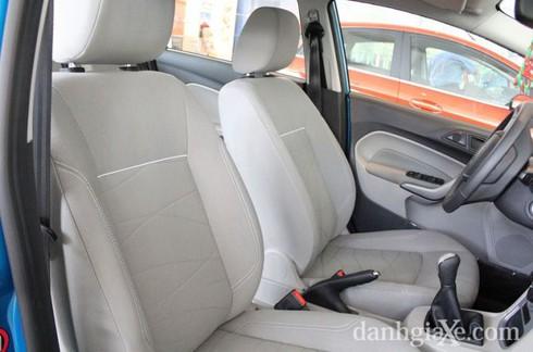 Đánh giá chi tiết Ford Fiesta 2014 - ảnh 28