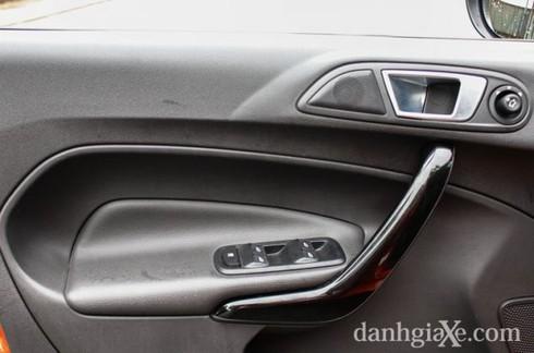 Đánh giá chi tiết Ford Fiesta 2014 - ảnh 47