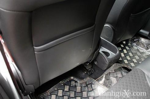 Đánh giá chi tiết Ford Fiesta 2014 - ảnh 58