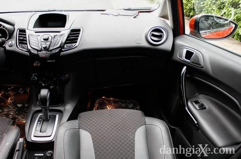 Đánh giá chi tiết Ford Fiesta 2014 - ảnh 38
