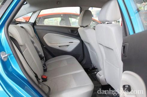 Đánh giá chi tiết Ford Fiesta 2014 - ảnh 29