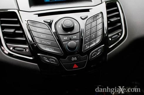 Đánh giá chi tiết Ford Fiesta 2014 - ảnh 50