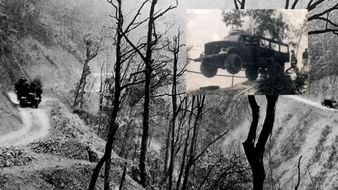 Thực hư chuyện lái xe trên dây cáp vượt Trường Sơn trong chiến tranh - ảnh 1