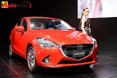 Mazda2 thế hệ mới sẽ ra mắt Việt Nam vào tháng 7 - ảnh 2