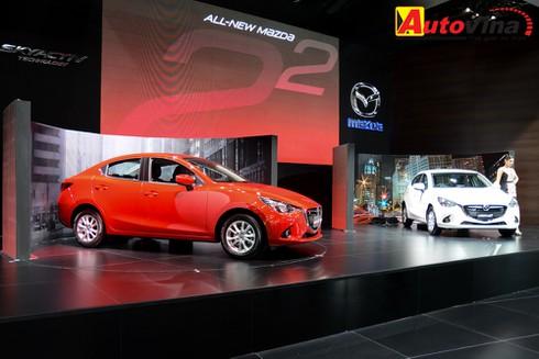 Mazda2 thế hệ mới sẽ ra mắt Việt Nam vào tháng 7 - ảnh 1