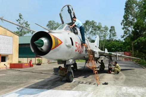 Học viên Học viện Phòng không - Không quân VN được đào tạo thế nào? - ảnh 2
