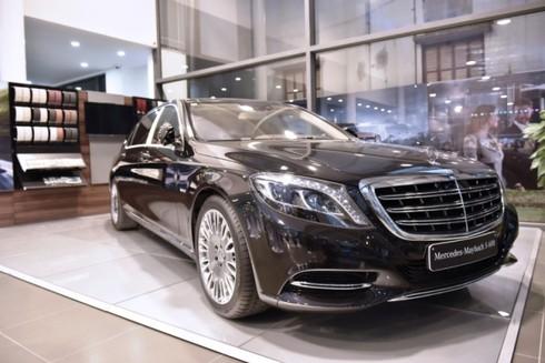 Mercedes-Benz Việt Nam đầu tư 4 triệu USD nâng tầm Haxaco Láng Hạ - ảnh 5