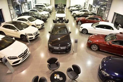 Mercedes-Benz Việt Nam đầu tư 4 triệu USD nâng tầm Haxaco Láng Hạ - ảnh 2
