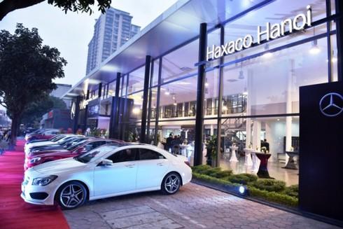 Mercedes-Benz Việt Nam đầu tư 4 triệu USD nâng tầm Haxaco Láng Hạ - ảnh 6