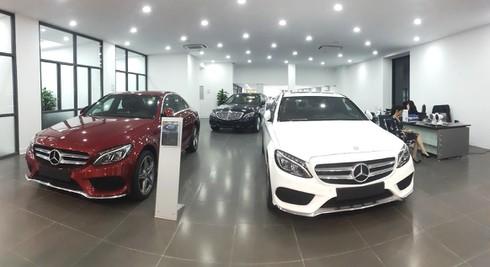 Mercedes-Benz Việt Nam đầu tư 4 triệu USD nâng tầm Haxaco Láng Hạ - ảnh 4