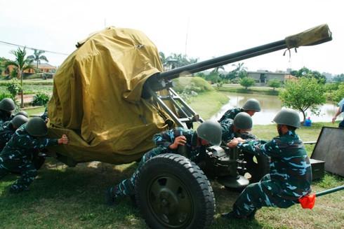 Xem bộ đội Trung đoàn cao xạ 280 đưa pháo vào trận địa - ảnh 7