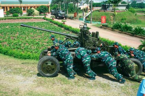 Xem bộ đội Trung đoàn cao xạ 280 đưa pháo vào trận địa - ảnh 8