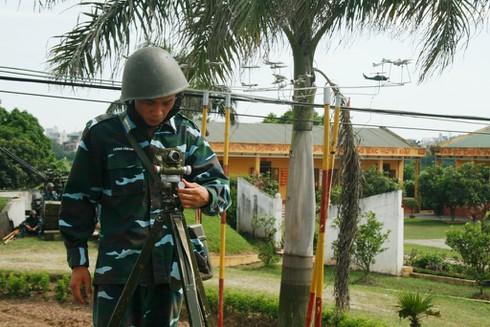 Xem bộ đội Trung đoàn cao xạ 280 đưa pháo vào trận địa - ảnh 3