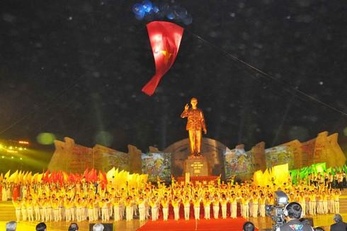 Sơn La công bố kế hoạch xây cụm công trình 1.400 tỷ gắn với tượng đài Bác Hồ - ảnh 1