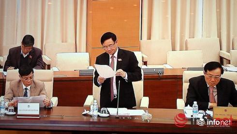 Quốc hội khóa XIII đã thông qua hơn 100 luật, bộ luật - ảnh 1