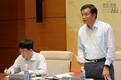 Tổng thư ký Quốc hội: Formosa đủ điều kiện cấp phép 70 năm - ảnh 1
