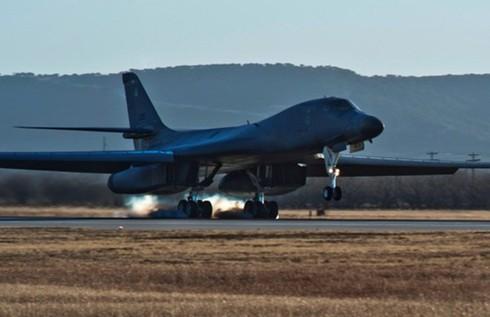 """Mỹ """"chắp thêm cánh"""" cho Bộ tư lệnh tấn công toàn cầu bằng máy bay B-1B - ảnh 1"""