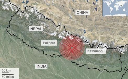Máy bay cứu hộ khủng của Nga sẽ tới Nepal - ảnh 2