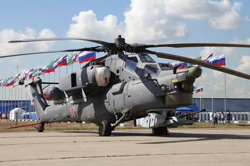 Vì sao trực thăng Mỹ Apache hoàn toàn