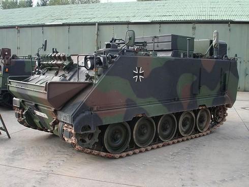NATO chỉ huy hệ thống pháo binh chiến trường như thế nào - ảnh 3