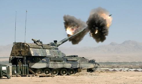 NATO chỉ huy hệ thống pháo binh chiến trường như thế nào - ảnh 1