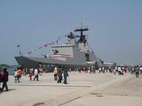 Tìm hiểu sức mạnh hải quân Đài Loan - ảnh 1