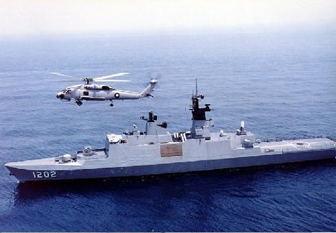 Tìm hiểu sức mạnh hải quân Đài Loan - ảnh 2