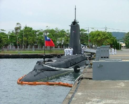 Tìm hiểu sức mạnh hải quân Đài Loan - ảnh 5