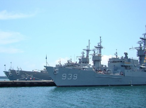 Tìm hiểu sức mạnh hải quân Đài Loan - ảnh 8