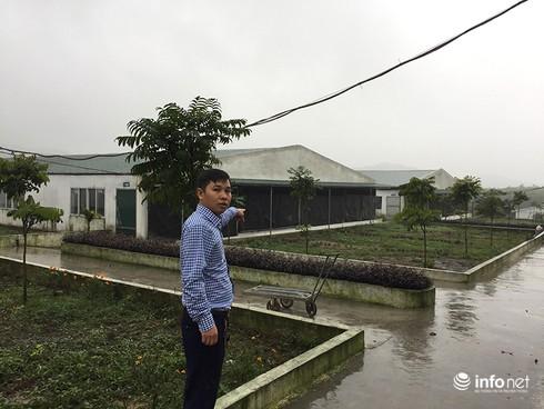 Hà Tĩnh: Từ bỏ lương nghìn đô, thạc sĩ về quê chăn lợn kiếm tiền tỉ mỗi năm - ảnh 4