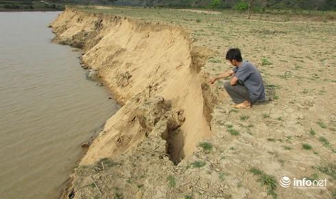 """""""Cát tặc"""" ở Tây Nguyên – Dân mất hàng chục ha đất mà chẳng biết kêu ai - ảnh 3"""