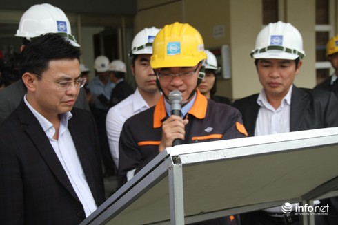 Bộ TN&MT kiểm tra tại Formosa về công tác khắc phục sự cố môi trường - ảnh 3