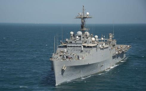 Mỹ triển khai hệ thống vũ khí laser đầu tiên ở vùng Vịnh - ảnh 2