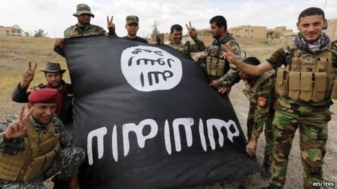 Iraq đã giành lại 1/4 lãnh thổ từ tay IS - ảnh 1