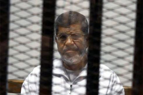 """Cựu Tổng thống Ai Cập Morsi bị tuyên án tử, cộng đồng Hồi giáo """"dậy sóng"""" - ảnh 1"""