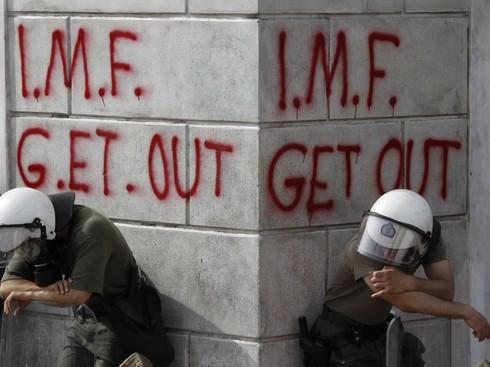Tại sao Hy Lạp lại có khối nợ lớn như vậy? - ảnh 3
