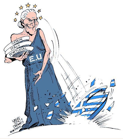 Tại sao Hy Lạp lại có khối nợ lớn như vậy? - ảnh 1