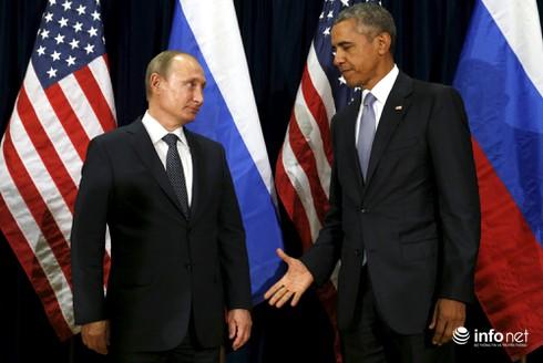 Báo Mỹ: Obama đã biến Putin thành lãnh đạo quyền lực nhất thế giới - ảnh 1