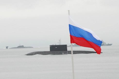 Hải quân Nga đang trở lại mạnh mẽ? - ảnh 1